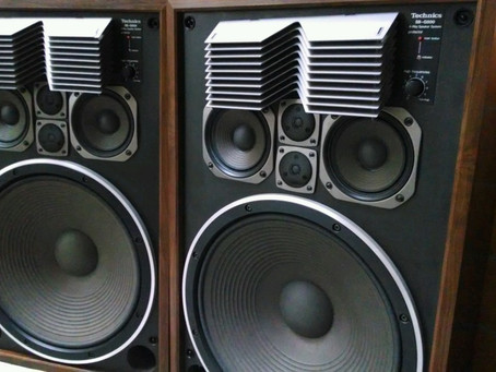 All about...Speakers