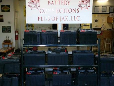 $40 Factory Second Batteries