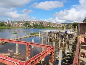 Centro de Canoagem de Ubaitaba será entregue no início de 2020