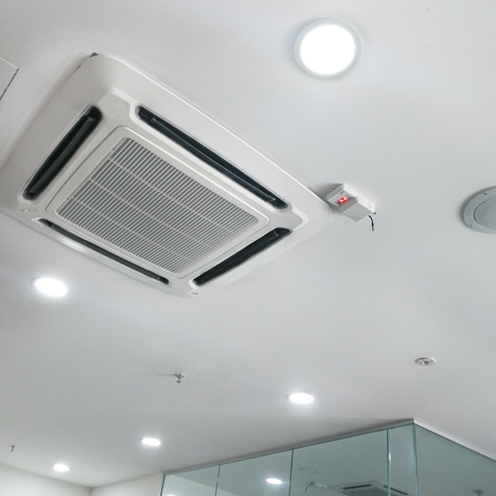 AC smart controller