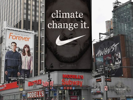 NIKE for the Climate!