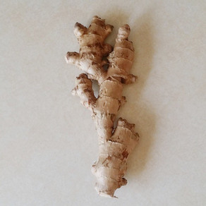 Meet The Ingredient: Ginger