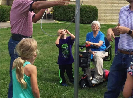 August 2020 Neighbor of the Month: Leaving a Living Legacy