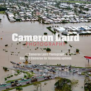 My aerial photos of the 2019 Townsville Flood devastation