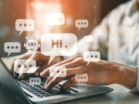 ¡Chatbot como tendencia en el futuro del trabajo!