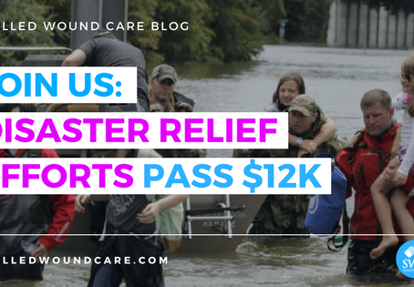 JOIN US: DISASTER RELIEF EFFORTS