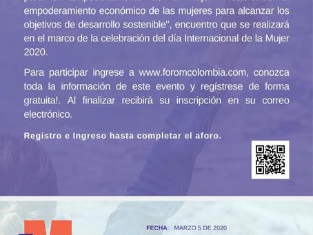 II Foro Internacional para el Empoderamiento de la Mujer