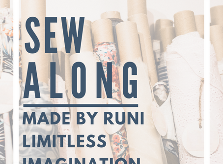 Sew Along with ALD - Made by Runi Limitless Imagination