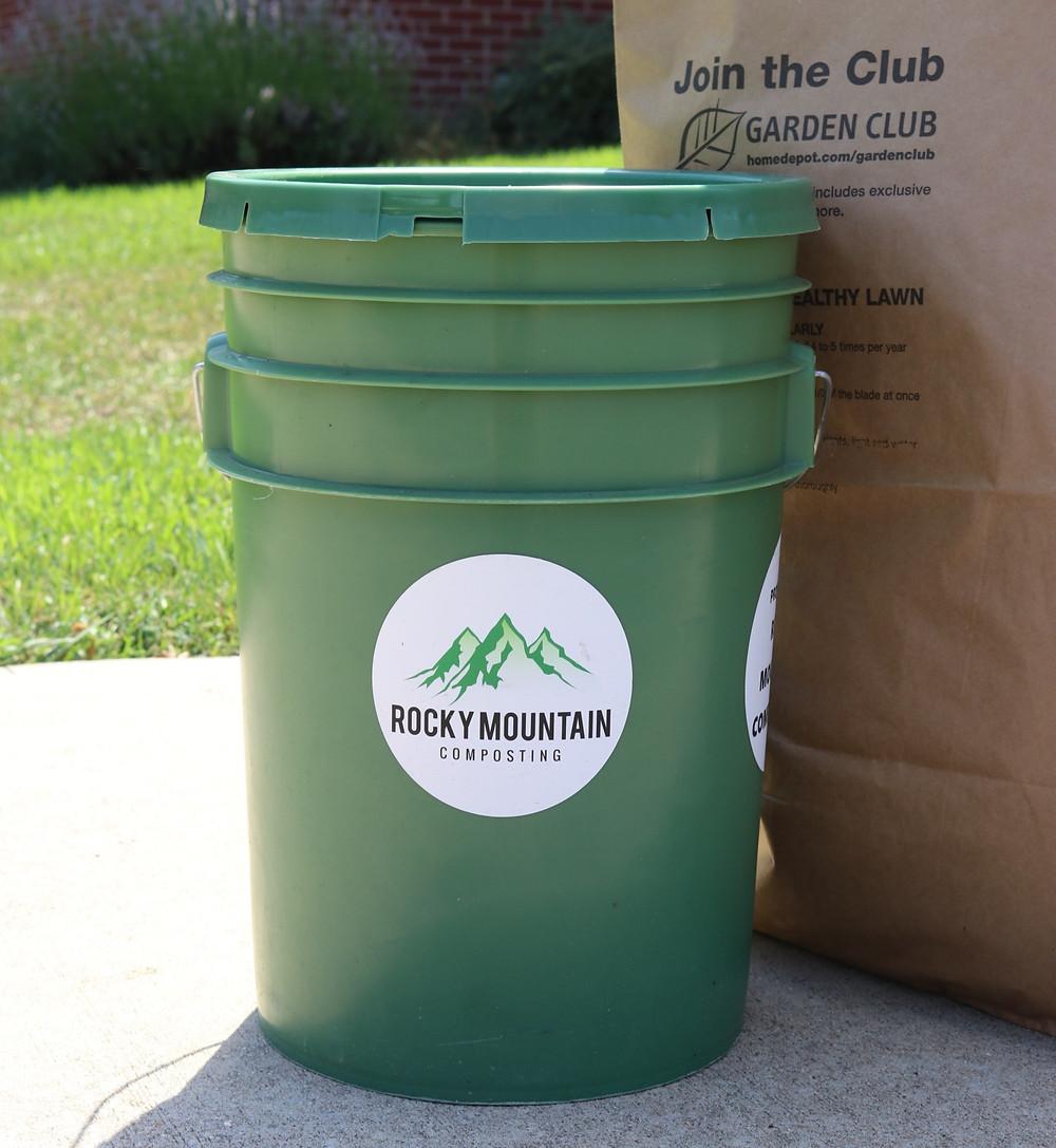 Compost Drop Off in Denver