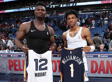 Who will have a better NBA carreer: Ja or Zion?