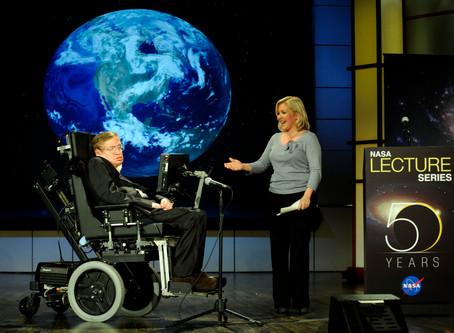 Statement on the Death of Stephen Hawking