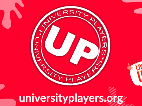 Welcome to the new UP Website!