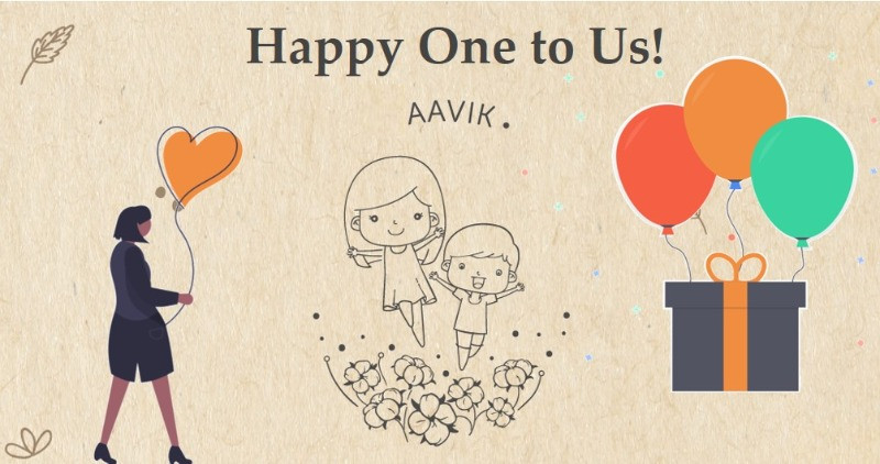 Aavik Organic Kids Wear