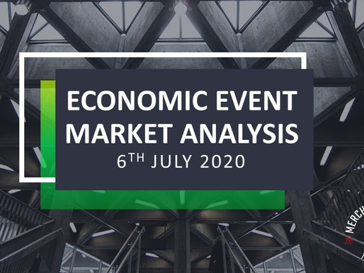 Merchant Economic Calendar | July 6, 2020