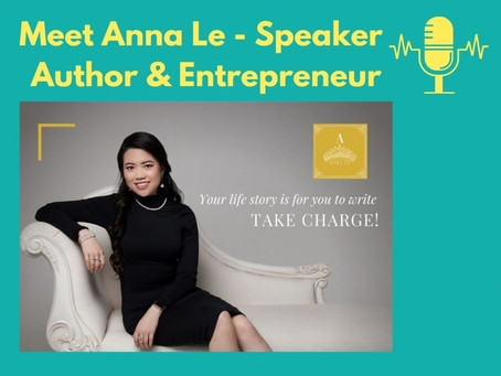 ANNA LE - On pursuing life with passion, profit and purpose | #9