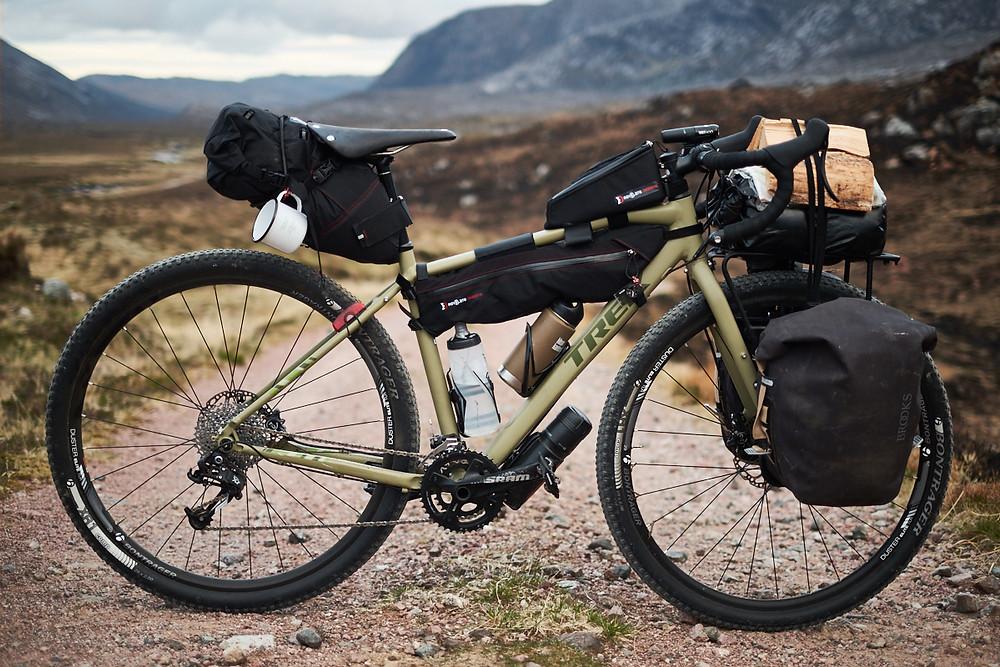 Gravel Bike Trek