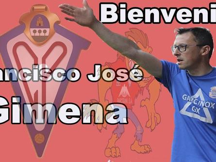 Francisco José Gimena será el encargado de dirigir el filial