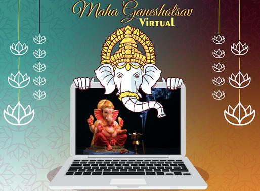 Maha Virtual Ganeshotsav 2020