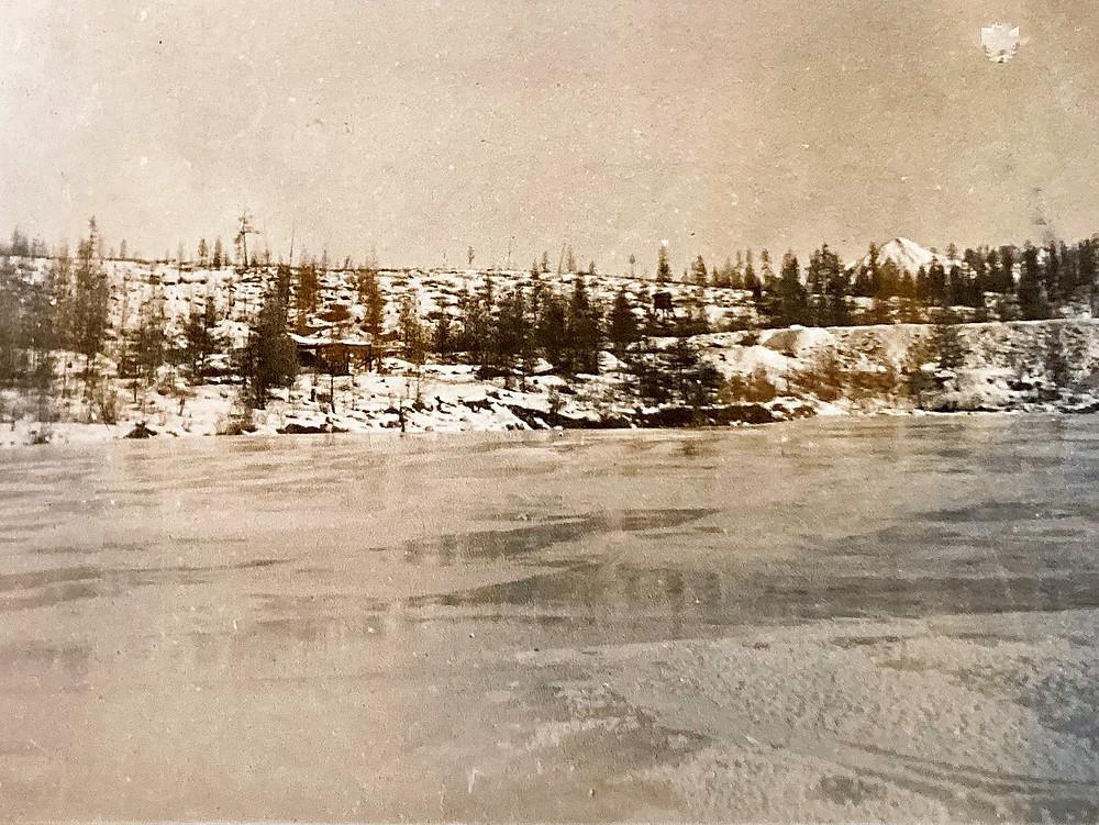 Река Хадаткады| skitour.club| Блог Сергея Чеботова