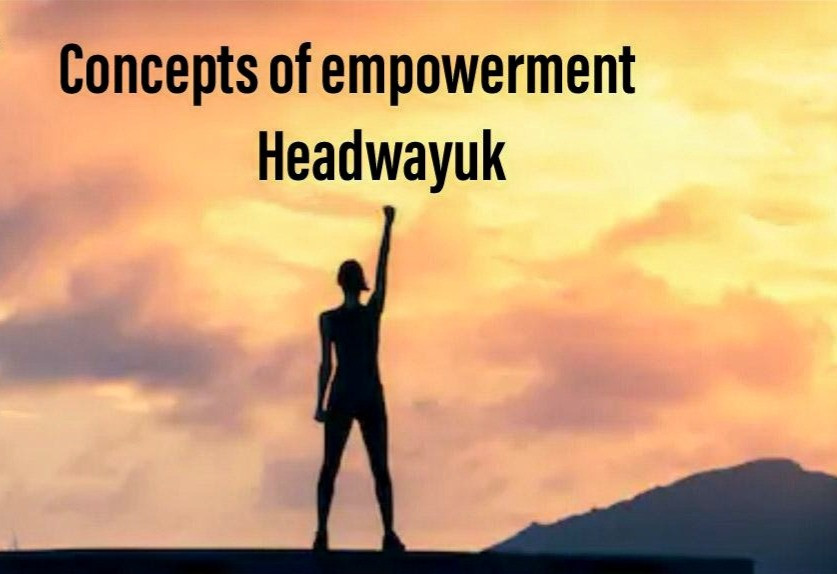 Believing In Myself is one of the concept of empowerment