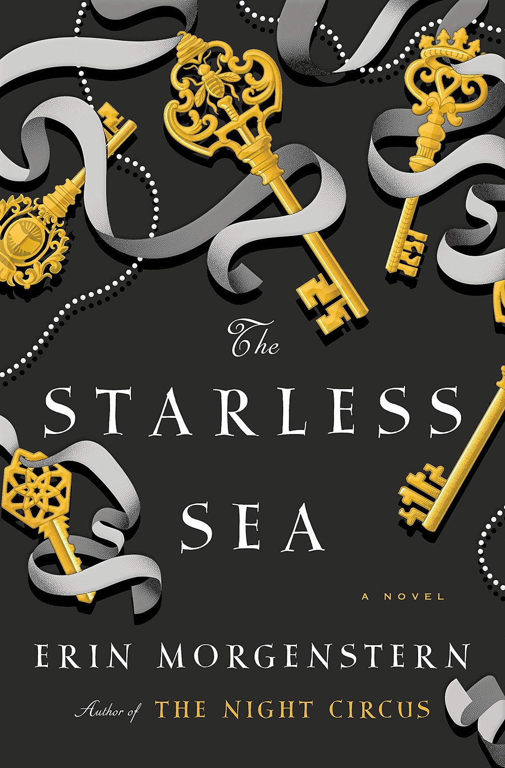 The Starless Sea by Erin Morgenstern : the book slut book reviews thebookslut
