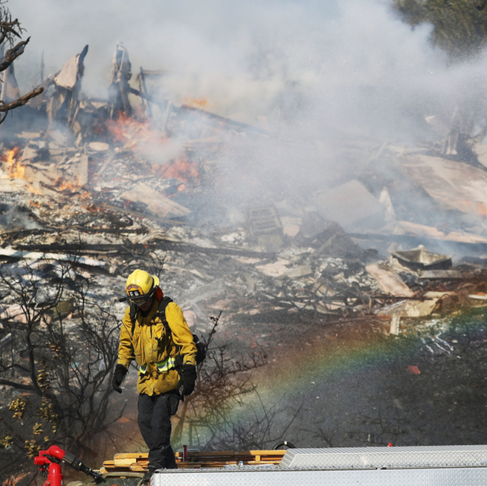 How to Help the Victims of the California Wildfires