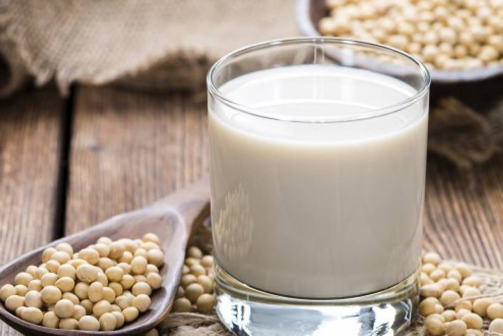 Bebida de soja - Nutricionista Vegetariana Karina Herrera