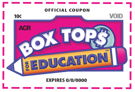 Box Tops for Education Goes Digital