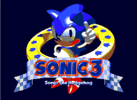 Sonic 3 Prototype Found and Playable!