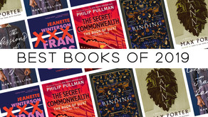 Amy's Best Books of 2019