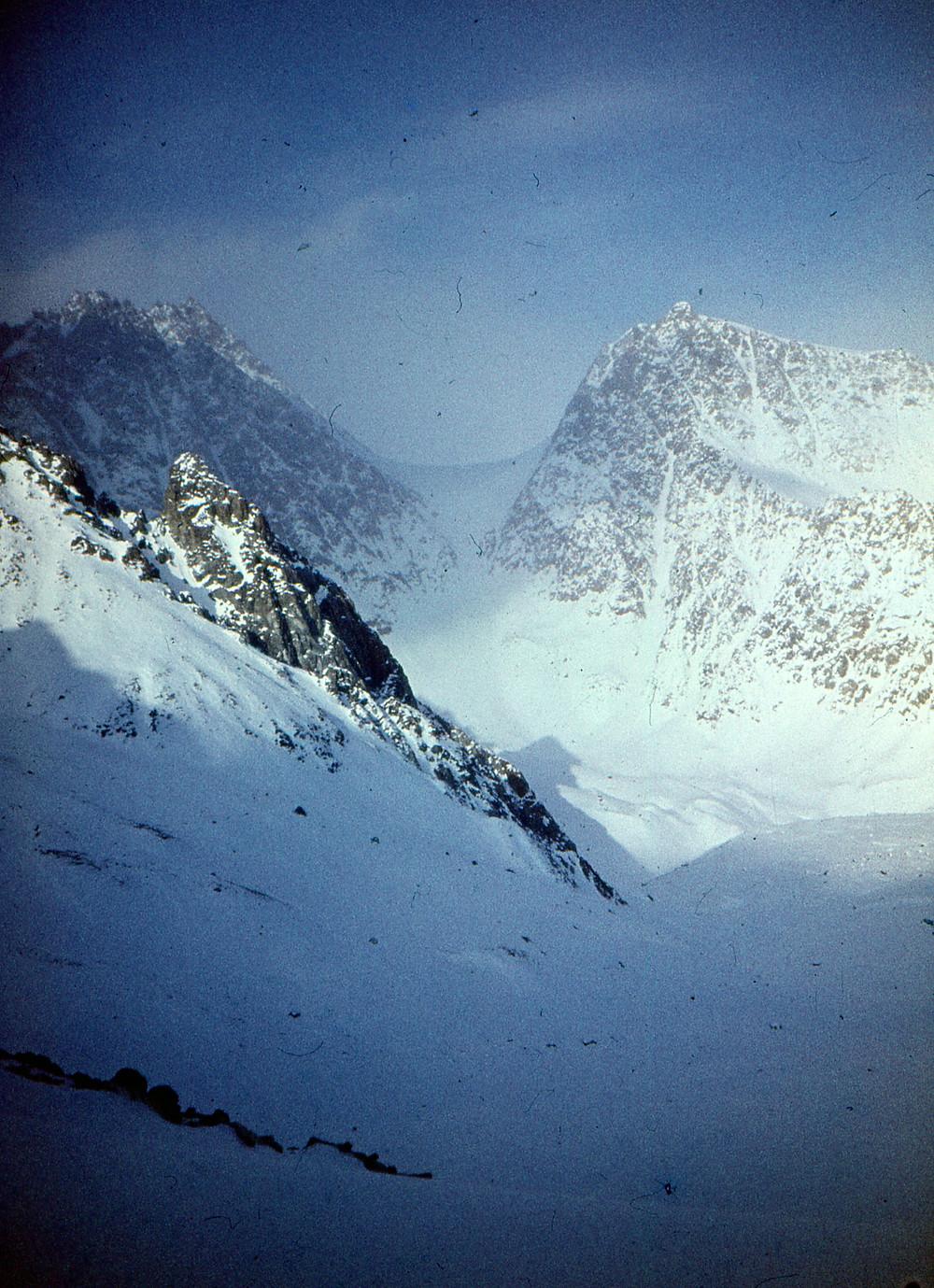 Перевал Волгоградский| skitour.club| Блог Сергея Чеботова