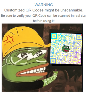 Figure 2 - Pepe approves