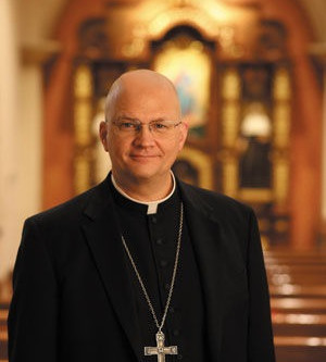 Reconsecration of Diocese and Nation to Mary - Bishop Edward Weisenburger