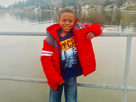 Sickle Cell & My Sons Journey