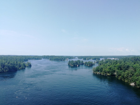 Semaine 51 : De Kingston à Pointes-des-cascades (Québec)