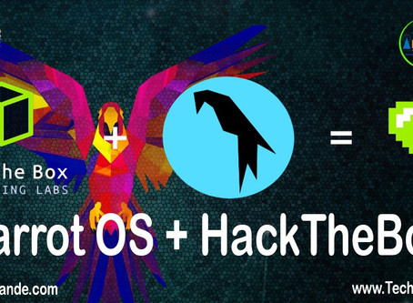 Hack The Box + Parrot OS
