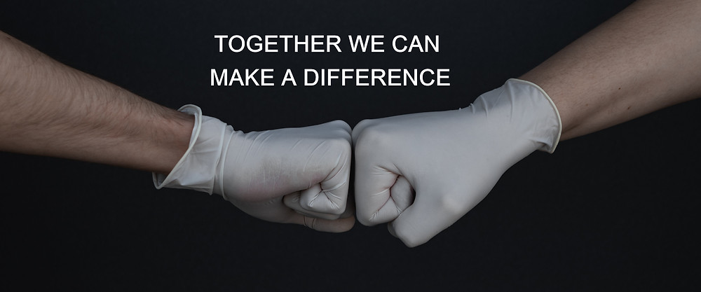 Together we can make a difference during COVID-19