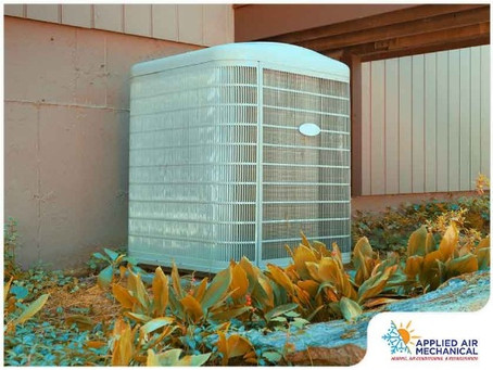 Is It Necessary to Cover Your Outdoor HVAC Unit This Fall?