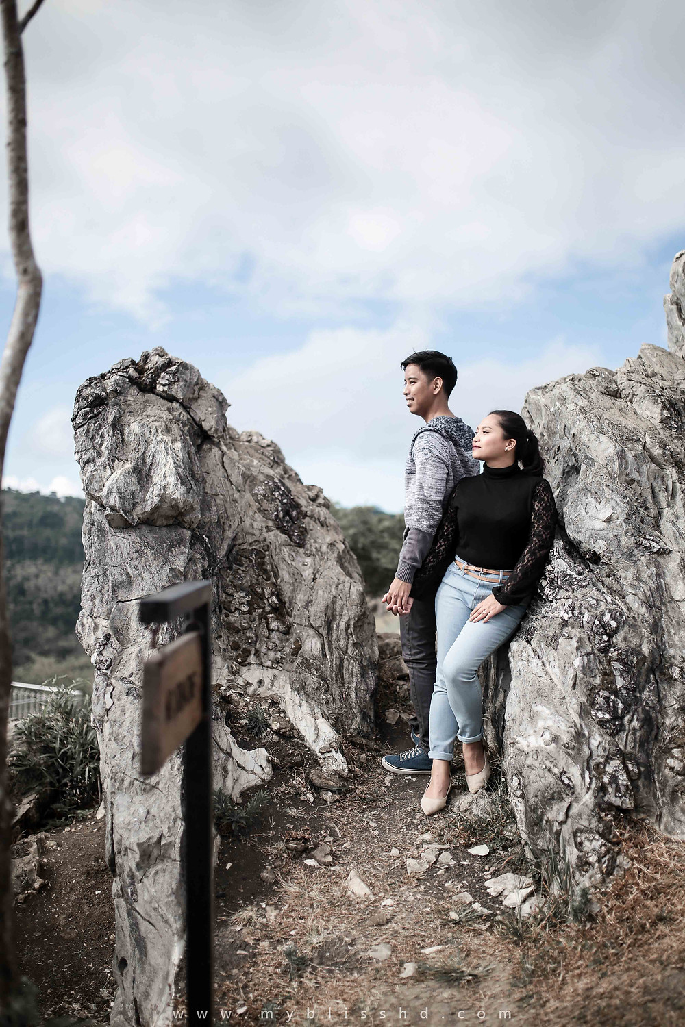 Treasure Mountain Prenup Photos