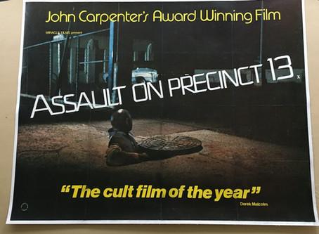 John Carpenter's Assault on Precinct 13 - the ultimate cult movie