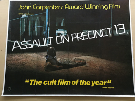 John Carpenter's Assault on Precinct 13 - the ultimate cult movie