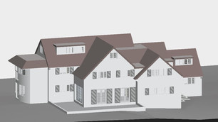 Planning for rear extension approved!