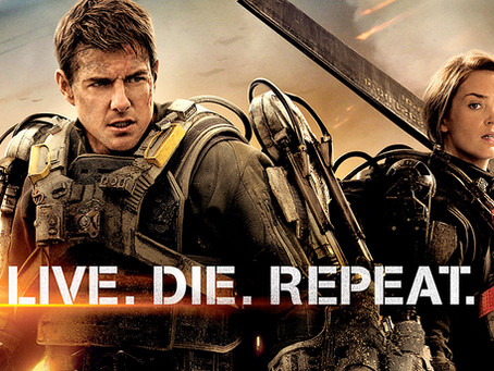 Edge of Tomorrow Review.