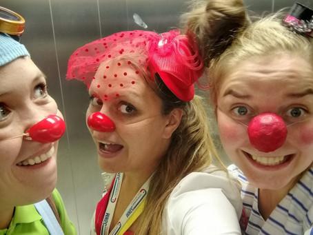 Выпускники Школы больничных клоунов прошли стажировку и стали частью команды ЛенЗдравКлоун