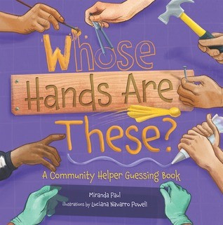Cover of Whose Hands Are These? book