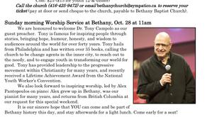 Bethany Baptist Church Turns 100!