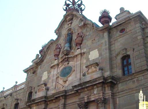Cervera, ciudad medieval catalana (España)