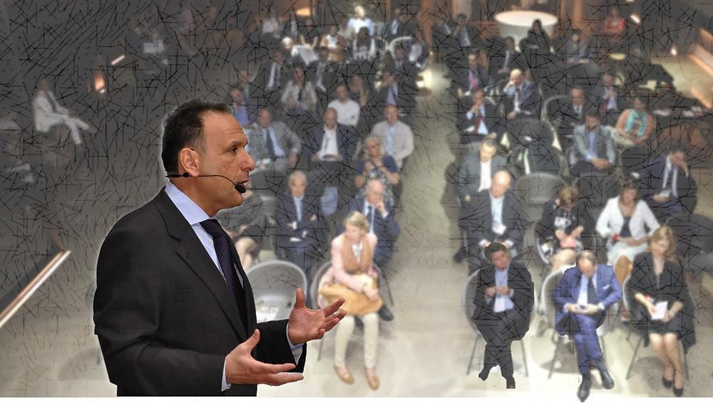 Stefano Beretta spiega i principi della vendita efficace