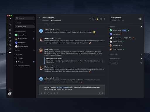 Introducing Stocklabs Collaboration 💬