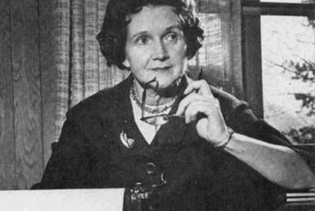 Mother of the Movement: Rachel Carson and the fight against pesticides